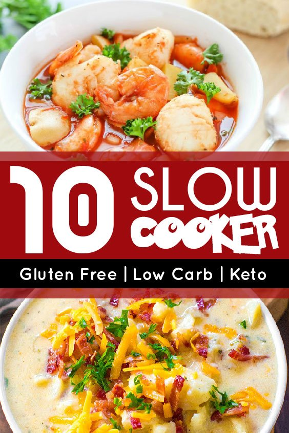 10 Slow Cooker Recipes (Crockpot Recipes)