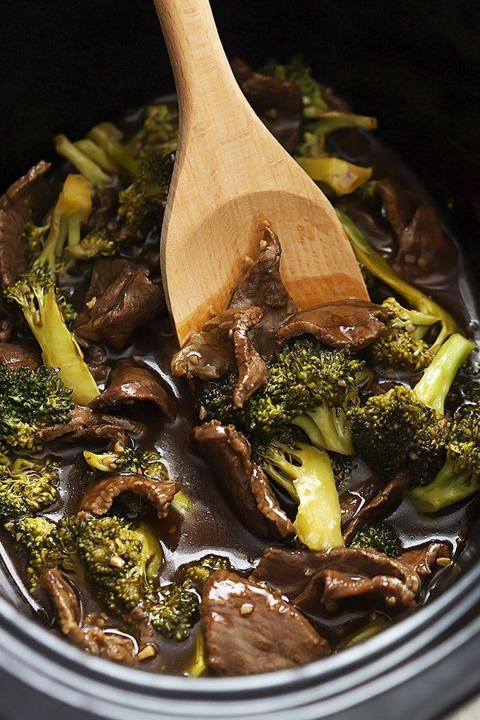 keto Broccoli Beef