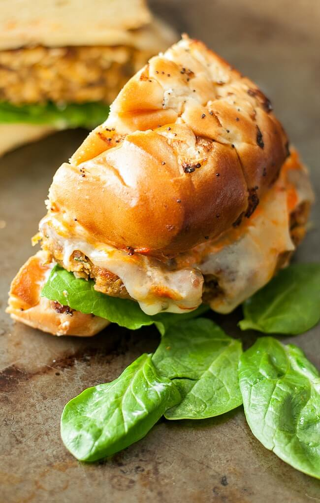 Butternut Black Bean Burger