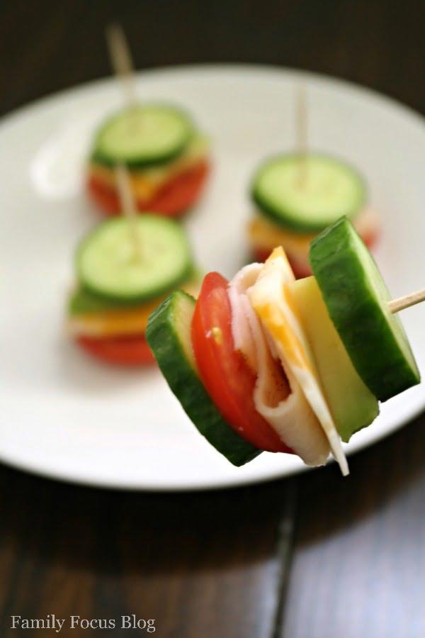 Cucumber Sandwiches Recipes