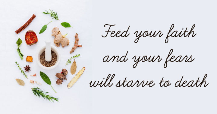 Faith Quote Recipe