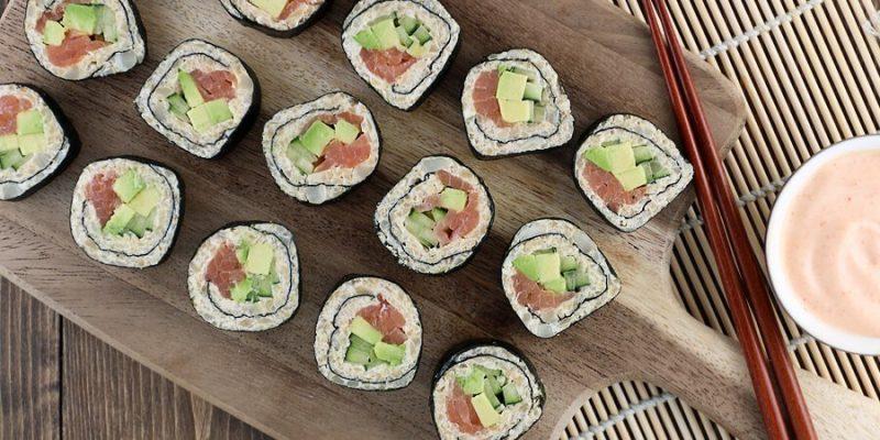 Keto Sushi By Ruled.me