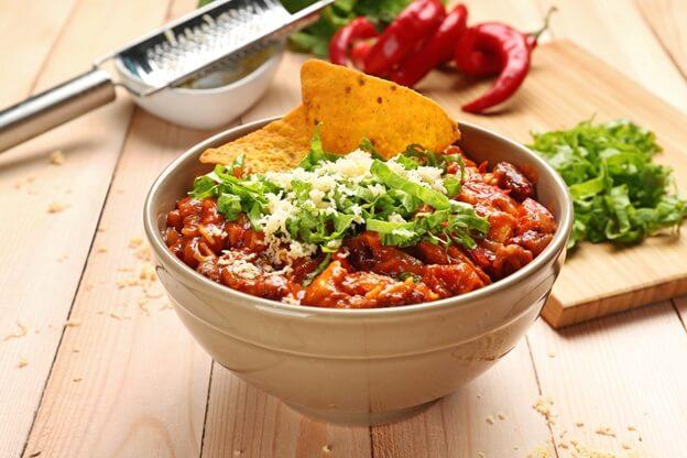Quick Instant Pot Chili Recipe