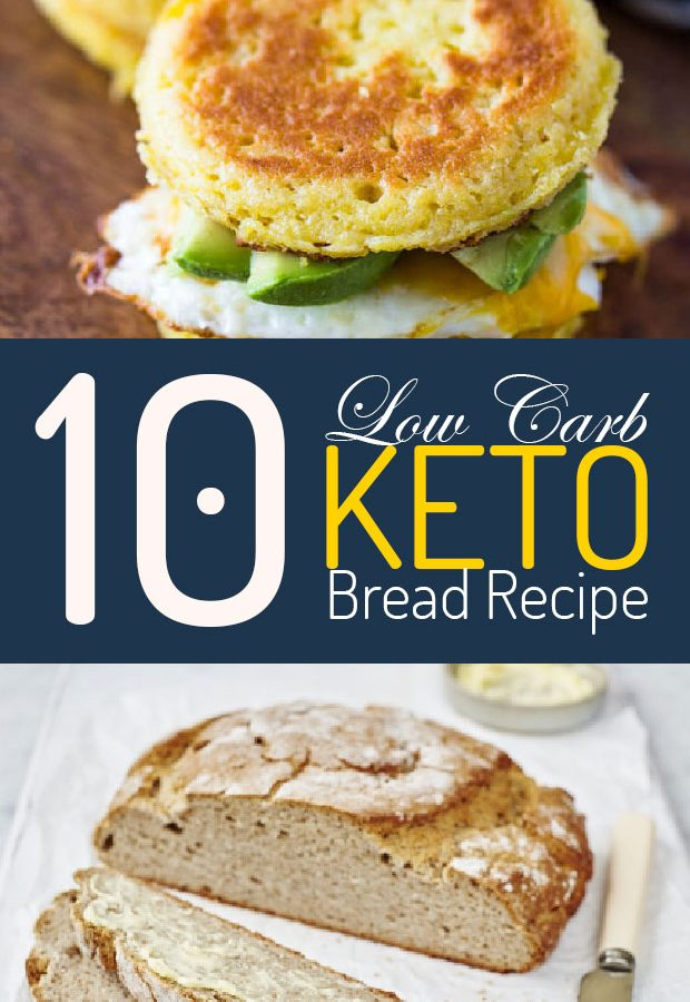 low carb keto bread recipe