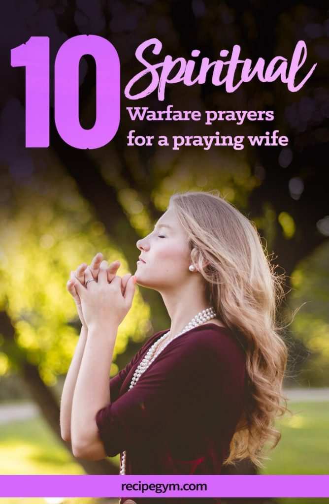 Spiritual Warfare Prayer