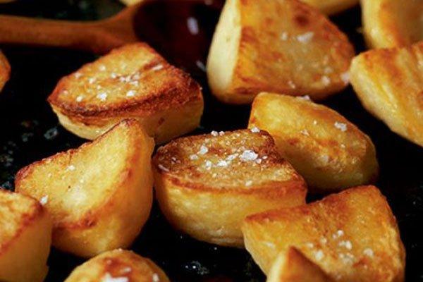 Ultimate roast potatoes