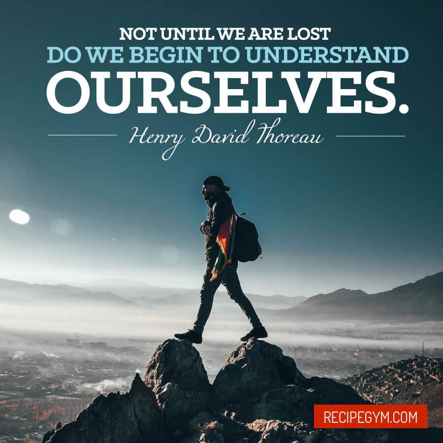 quote about self