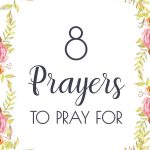 prayers to pray for