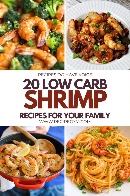 20 low carb shrimp recipes for your family