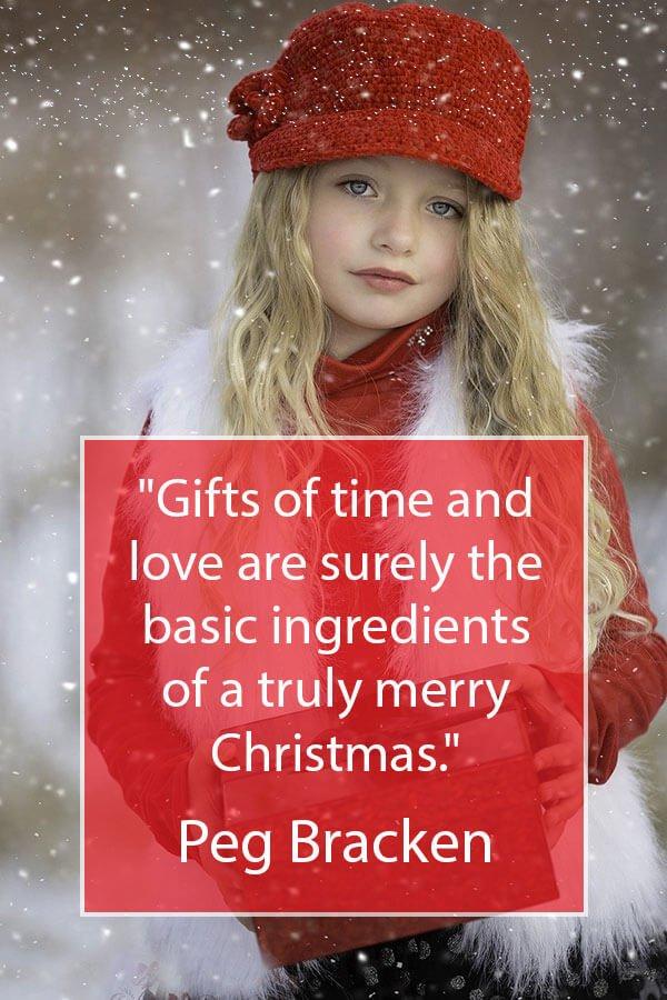 30 Inspirational Christmas Quotes 9