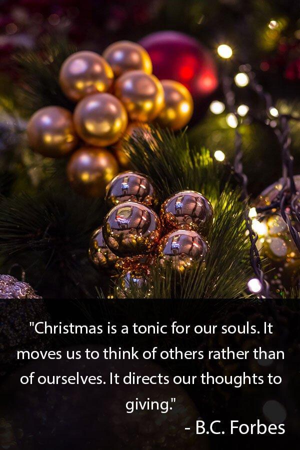 30 Inspirational Christmas Quotes 13