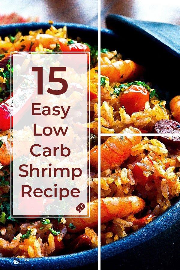 15 Easy Low Carb Shrimp Recipes