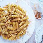 Pasta with Chicken and Cinnamon Recipe