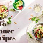 keto dinner recipes ideas