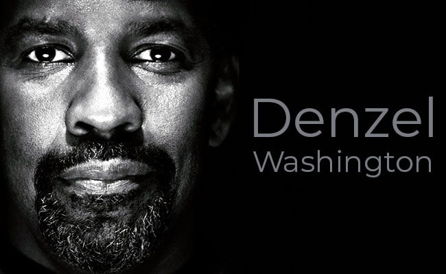 Denzel Washington Quotes that will inspire you