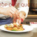 top celebrity chef quotes