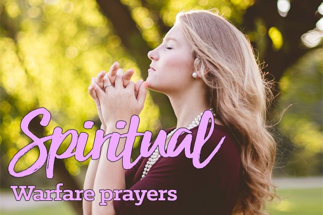 10 Powerful Prayers for Your Husband When Faced with Spiritual Warfare