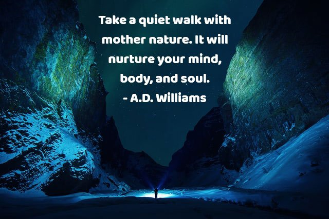 Quote About Nature And Beauty