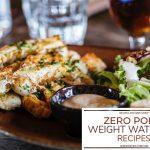 Zero Point Weight Watchers Recipes