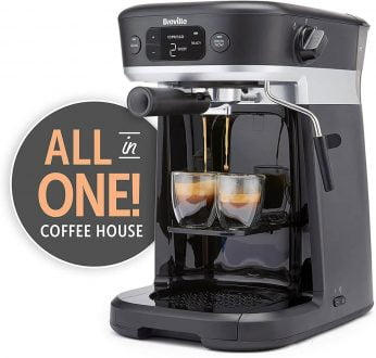 Breville All in One Coffee House