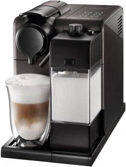 De Longhi Lattissima Touch Single Serve Capsule Coffee Machine
