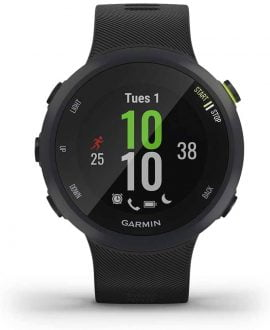 Garmin Forerunner GPS Running Watch with Garmin Coach Training