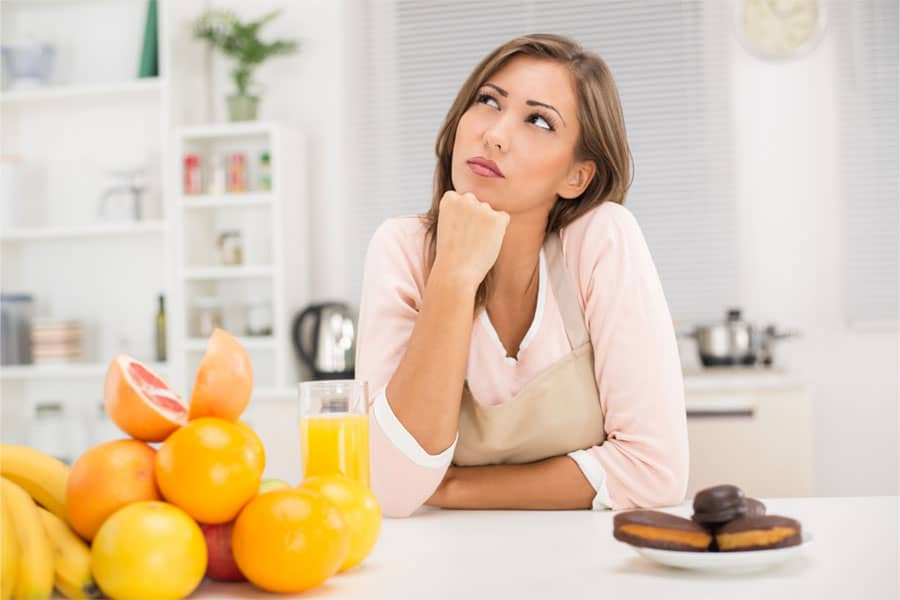Level trivia quiz on nutrition and diet