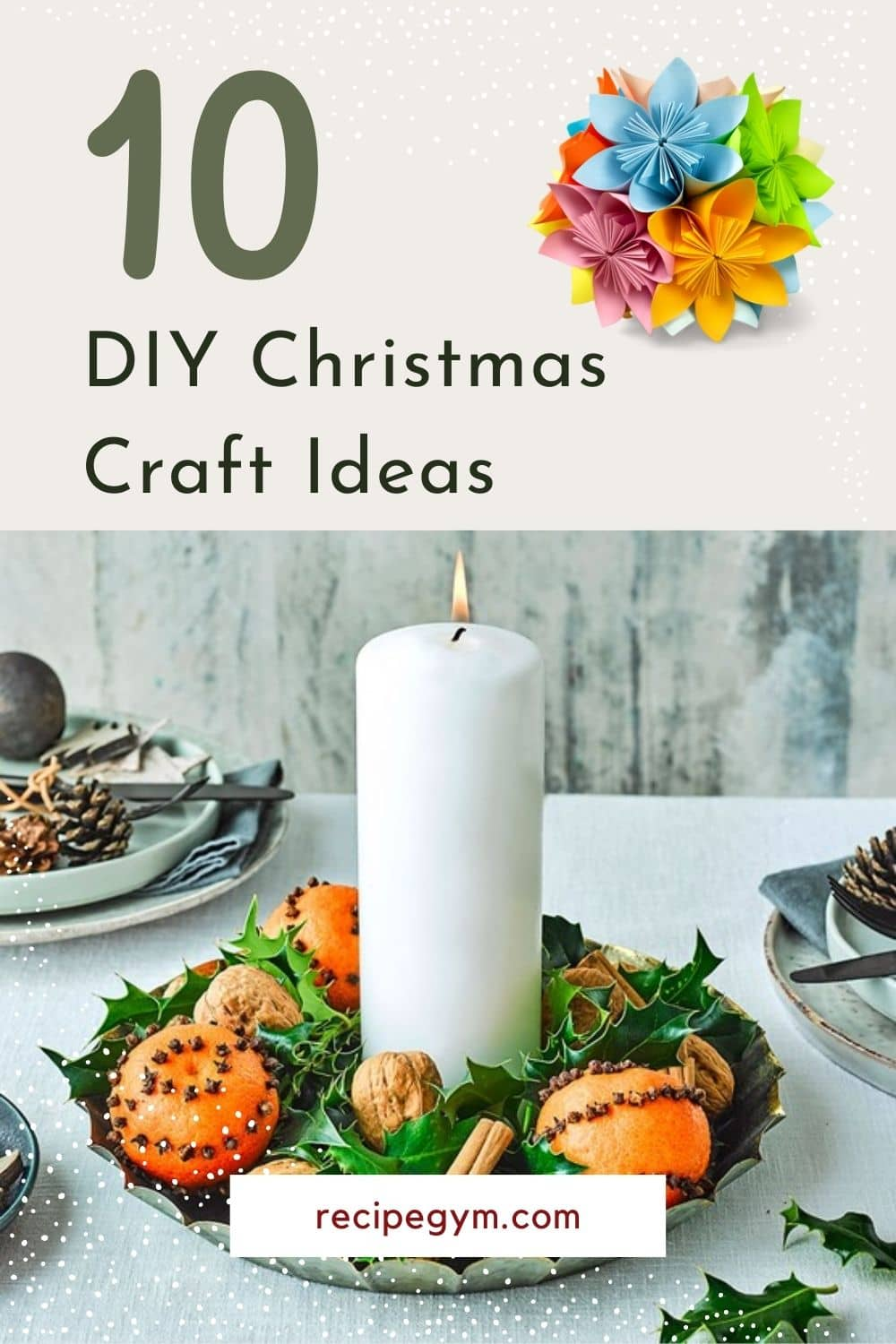 DIY Christmas Craft Ideas for Adults