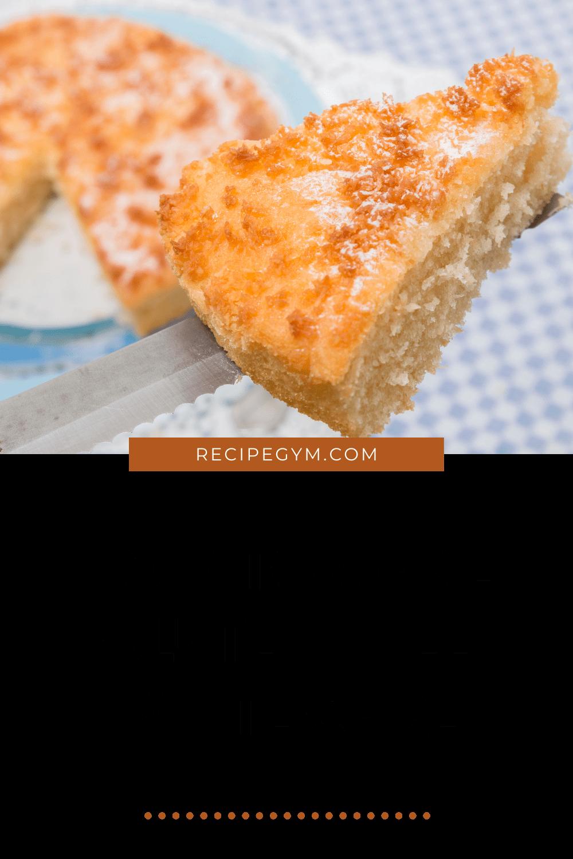How to make delicious Gluten-Free White Cake 3