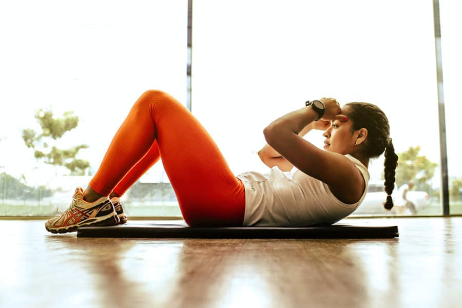 Level fitness and health quiz