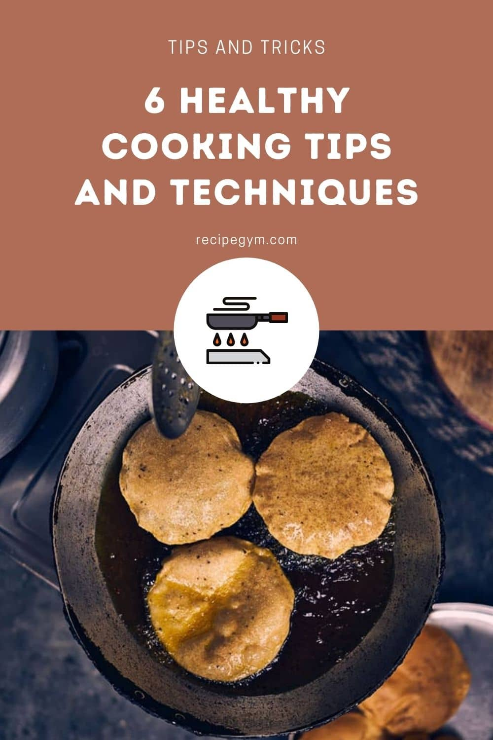 Healthy cooking tips and techniques