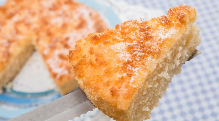 How to make delicious Gluten-Free White Cake 1