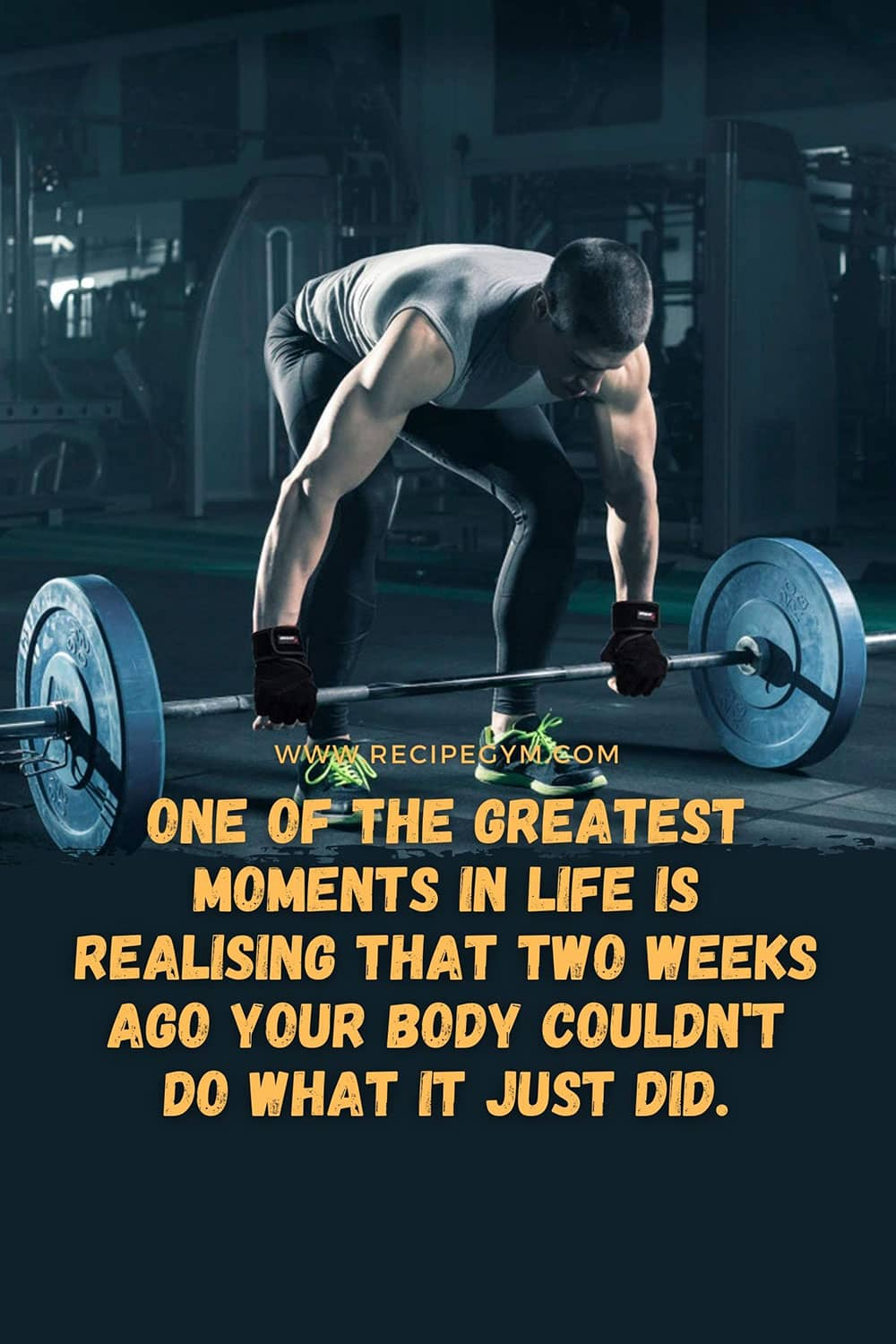 Best gym quotes ever