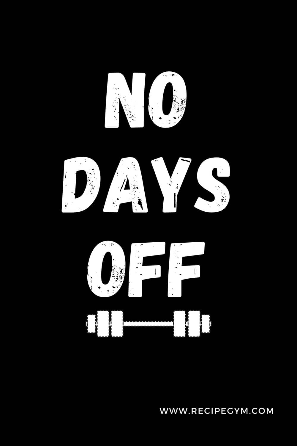 40 best gym quotes that will motivate you | faith fitness food