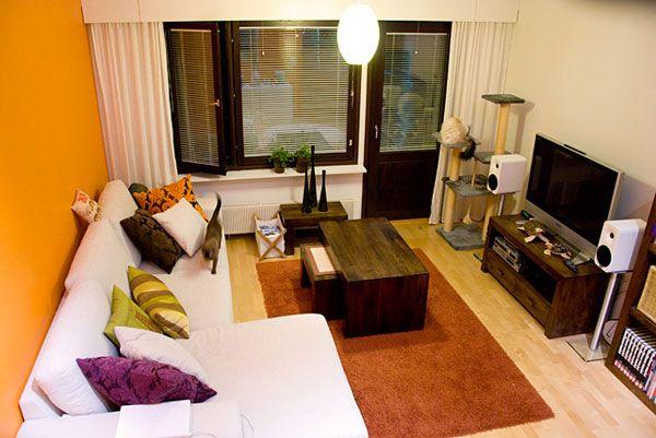 50+ Beautiful Living Room Home Decor 74