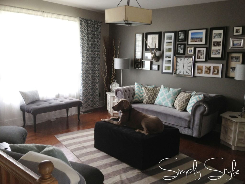 50+ Beautiful Living Room Home Decor 4