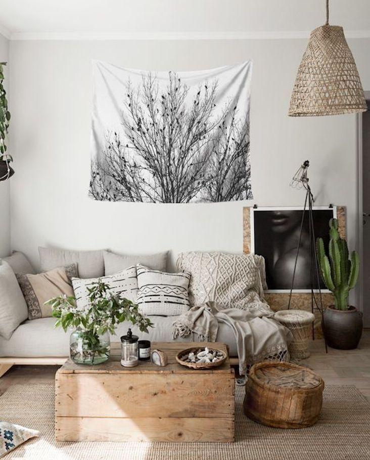 50+ Beautiful Living Room Home Decor 78