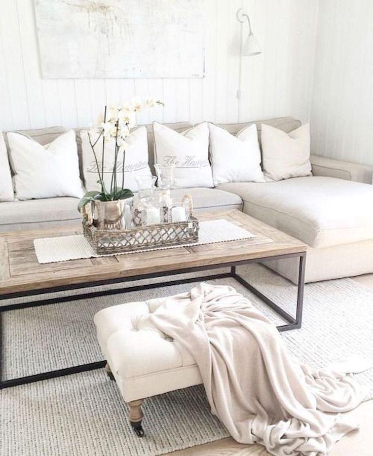 50+ Beautiful Living Room Home Decor 44