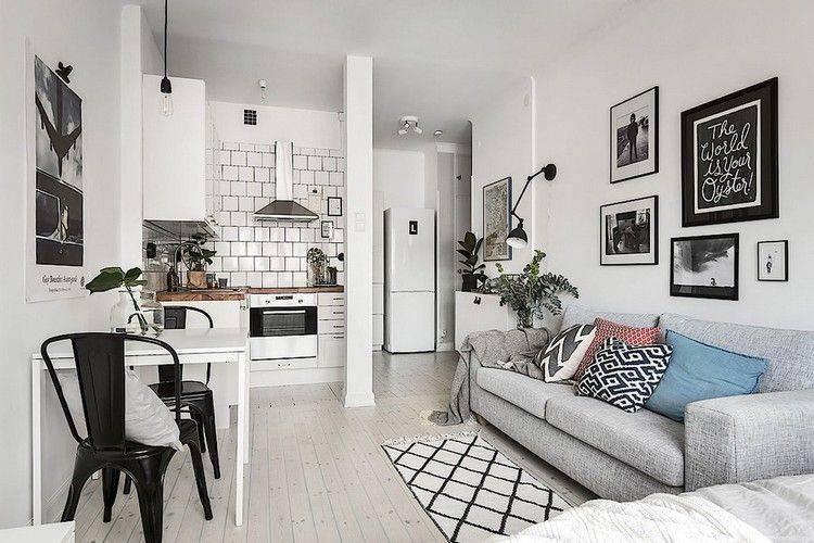 50+ Beautiful Living Room Home Decor 100