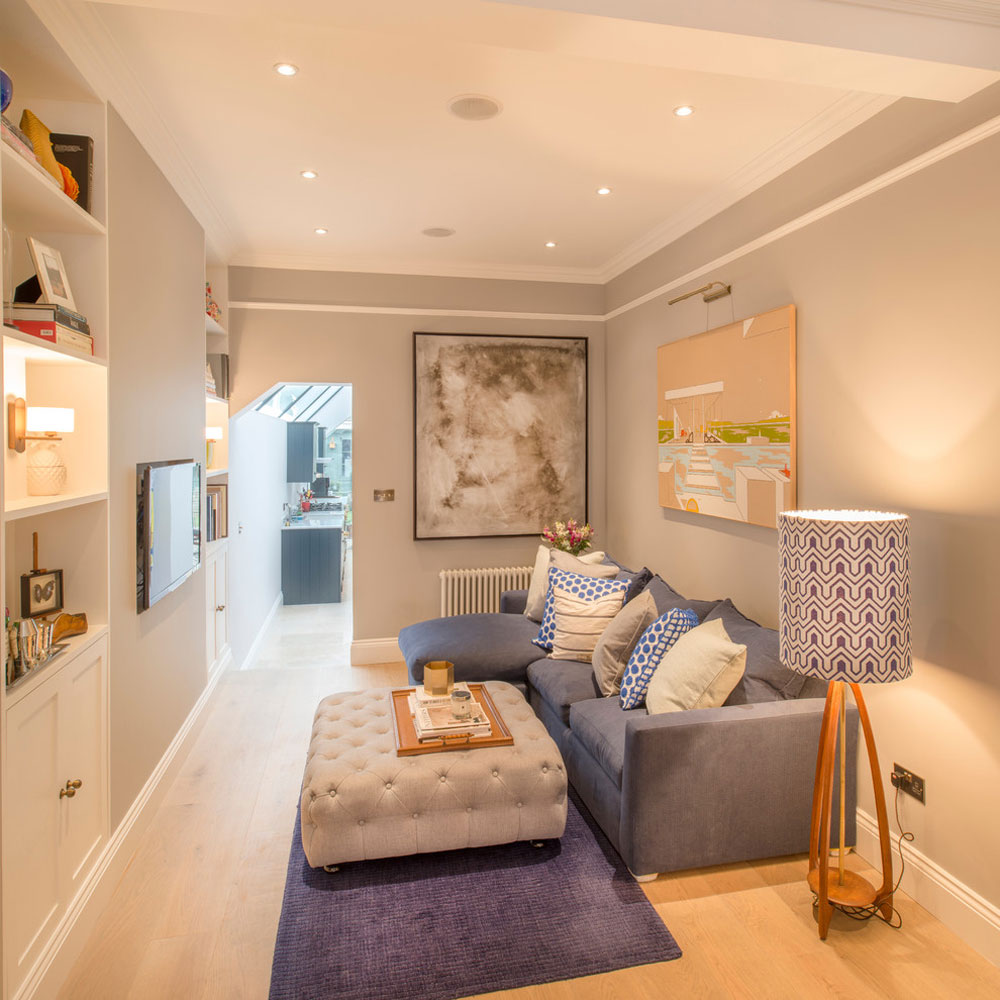 50+ Beautiful Living Room Home Decor 48