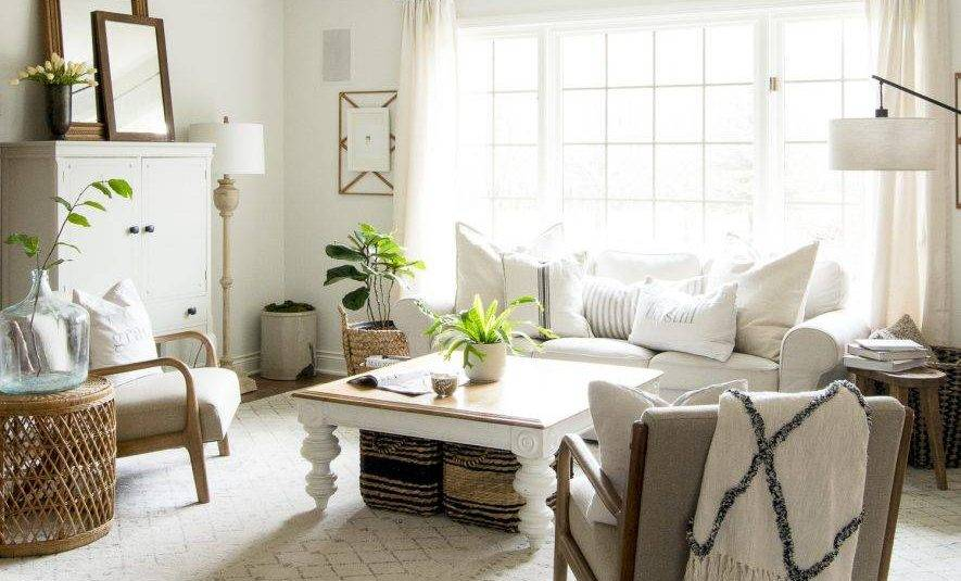 50+ Beautiful Living Room Home Decor 8