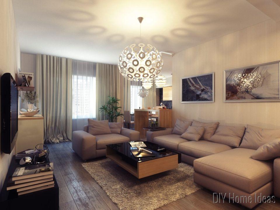 50+ Beautiful Living Room Home Decor 34