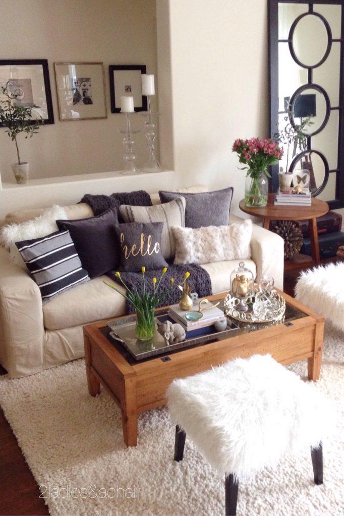 50+ Beautiful Living Room Home Decor 36