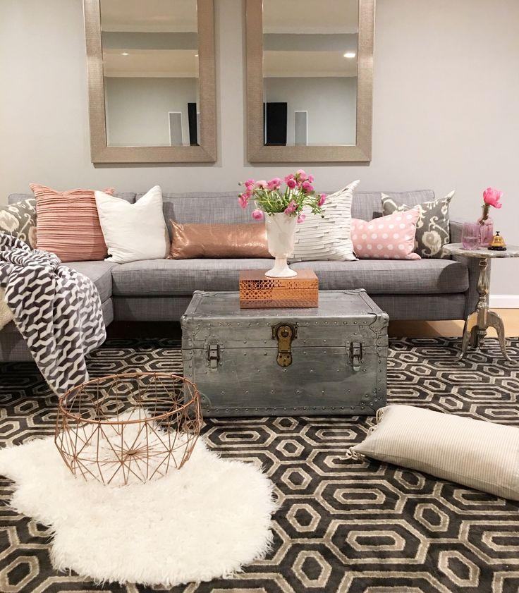50+ Beautiful Living Room Home Decor 24
