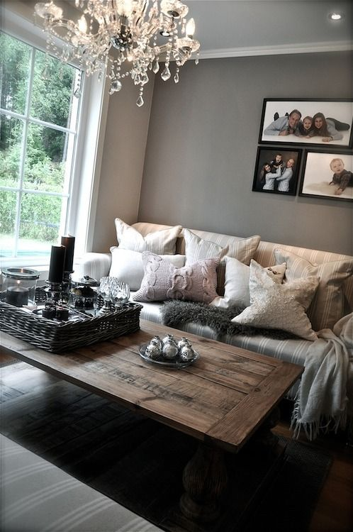 50+ Beautiful Living Room Home Decor 56