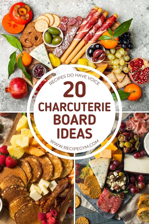 20 charcuterie board ideas
