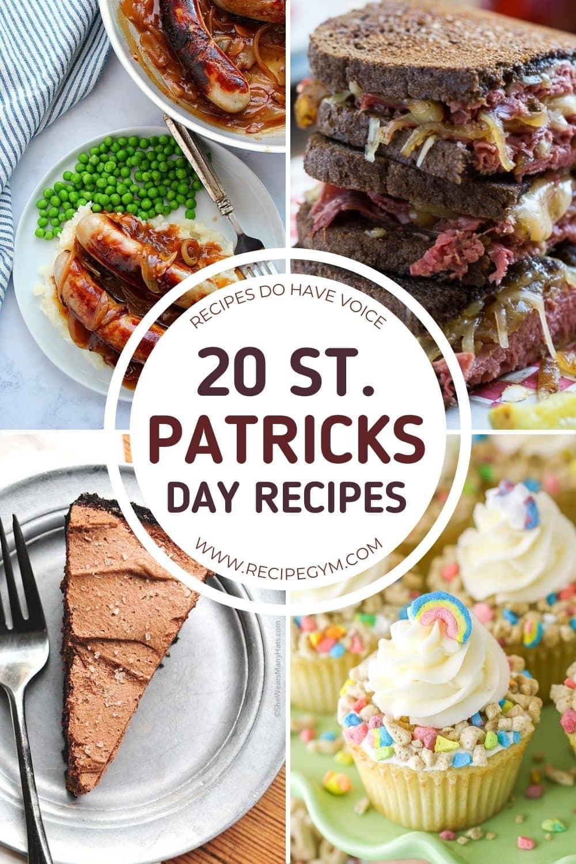 St. Patricks day recipes