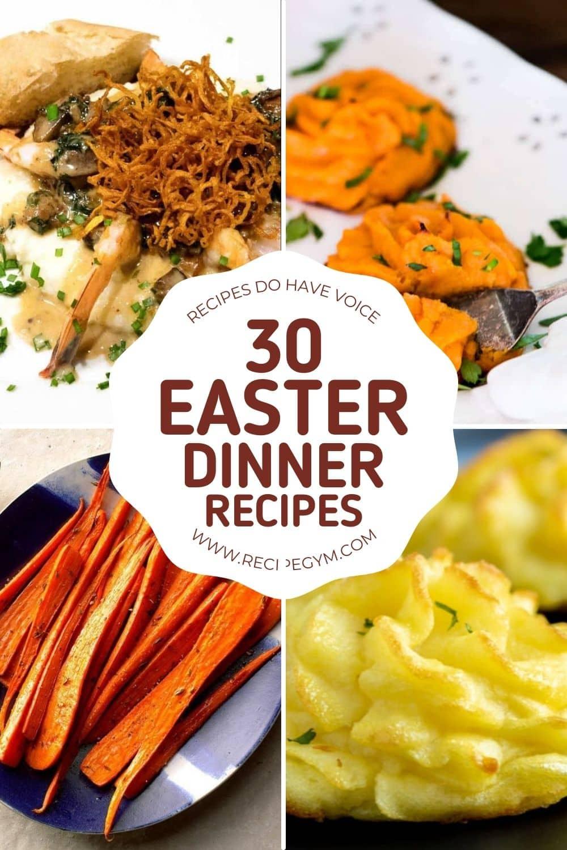 30 easter dinner recipes 3