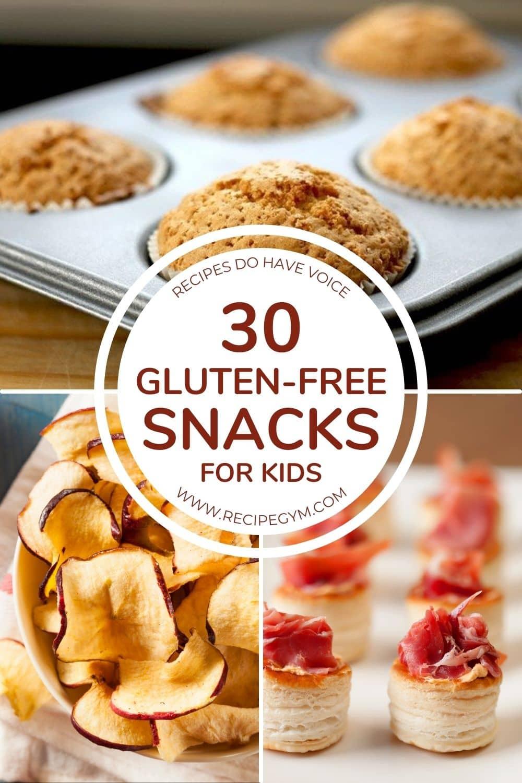 30 gluten free snacks for kids