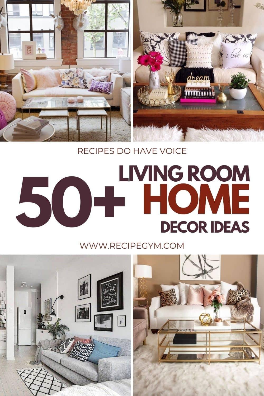living room home decor ideas